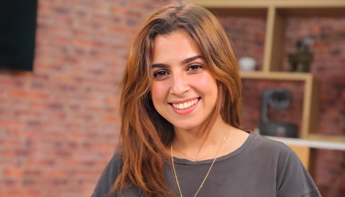 Ghita Asfour  de l   nergie et de l humour    en revendre