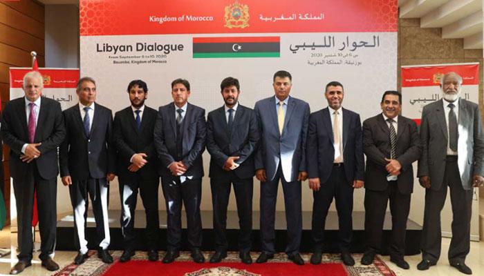 Conflit Libyen  les  grands efforts  du Maroc salu  s par les bellig  rants