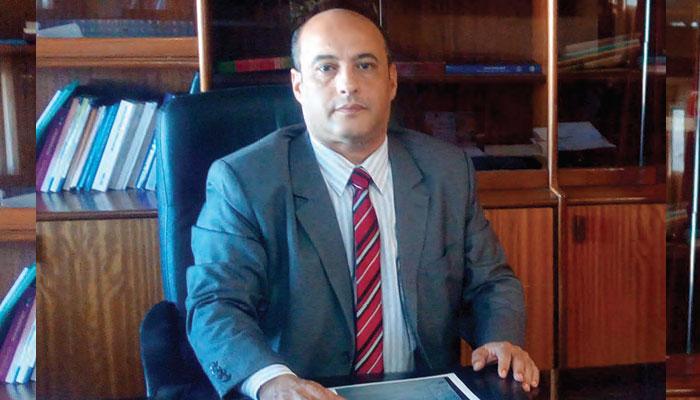 DR Abdelhakim Yahyane   La strat  gie de vaccination est en cours de validation