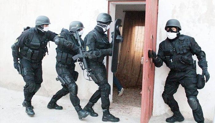 D  mant  lement d une cellule terroriste    Inzegane et A  t Melloul