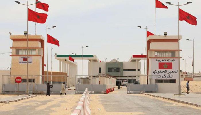 Op  ration des FAR    Guergarat  Rabat fait l unanimit