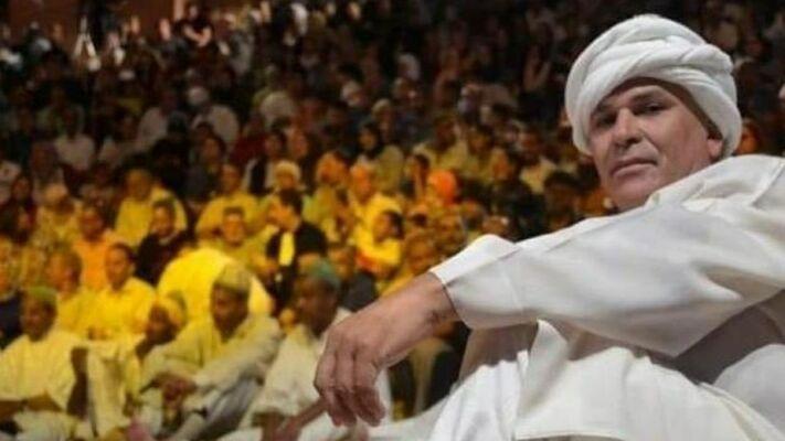 Abderrazak Baba n   est plus  une perte pour l   art populaire marrakchi