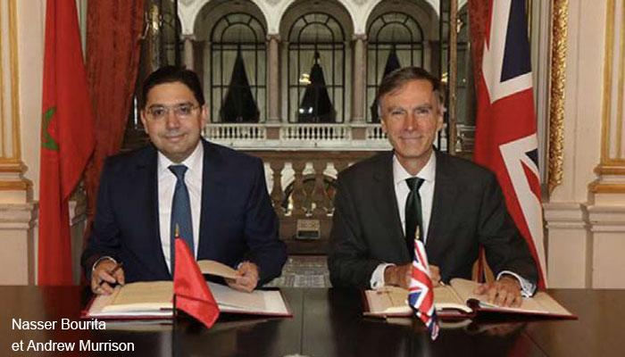 Apr  s le Brexit  le Maroc et la Grande Bretagne poursuivent leurs relations   conomiques bilat  rales