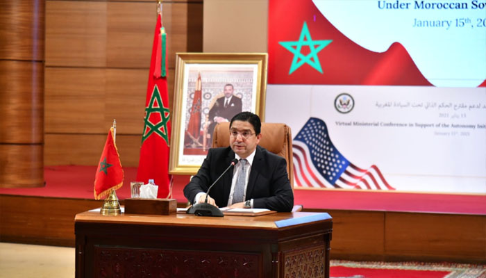 Sahara Marocain  soutien international plus marqu   pour le plan d autonomie