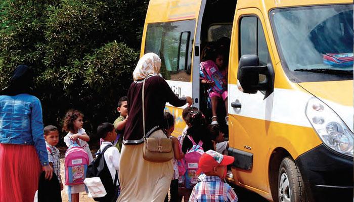 L INDH participe au renforcement de l offre scolaire dans la province de Boulemane