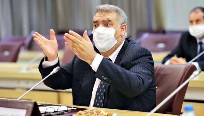 Laftit met les walis et gouverneurs sous pression pour vacciner les personnes   g  es