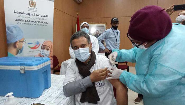 Plus de 18 millions de marocains compl  tement vaccin  s
