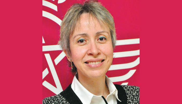 Habiba Laklalech  la nouvelle DG de l ONDA