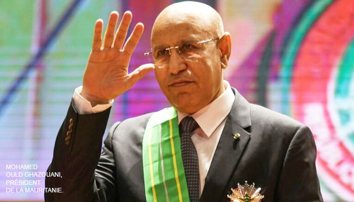 Cheikh Ould El Ghazouani croit aux vertus du dialogue