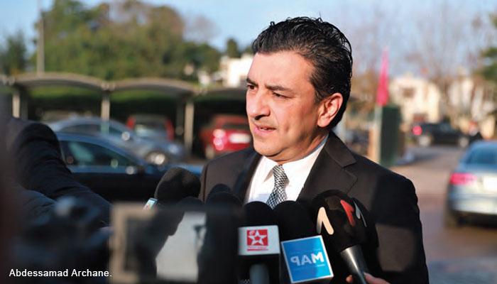 Abdessad Archane remporte la pr  sidence du conseil communal de Tiflet