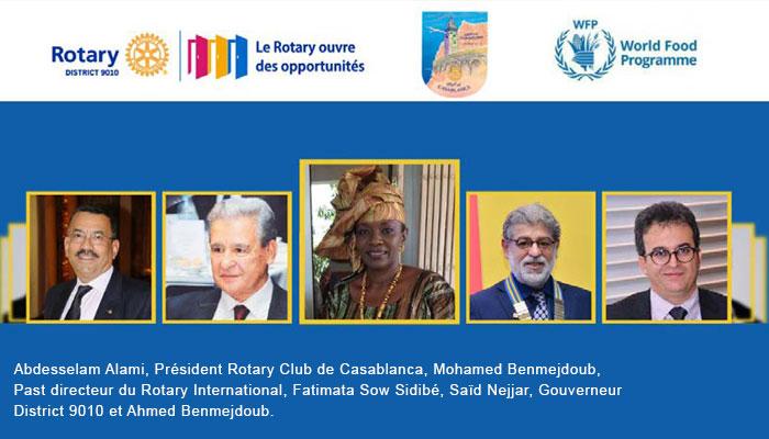 Lutter contre la faim  imp  ratif pour la paix sociale dans le monde