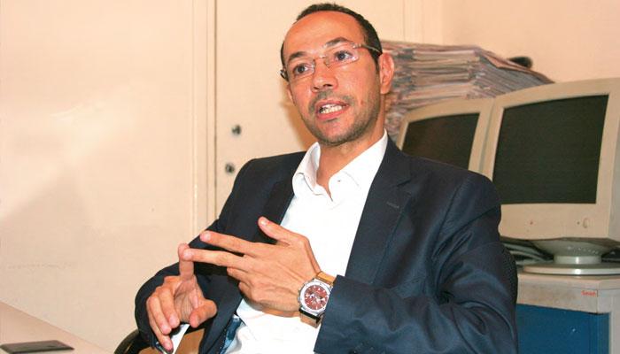 Azeddine Yassine   L objectif d   Almowakib est l     l  vation cognitive de ses utilisateurs