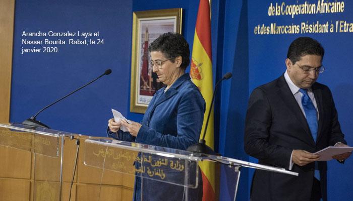 Crises avec l Espagne et l Allemagne  Le Maroc contre attaque