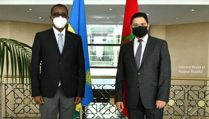 Maroc-Rwanda  Vers un retrait de la reconnaissance de la RASD par Kigali