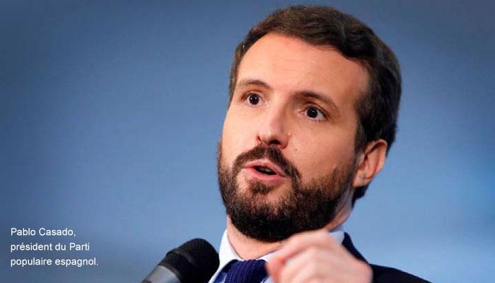 Affaire Brahim Ghali  La classe politique Espagnole monte aussi au cr  neau