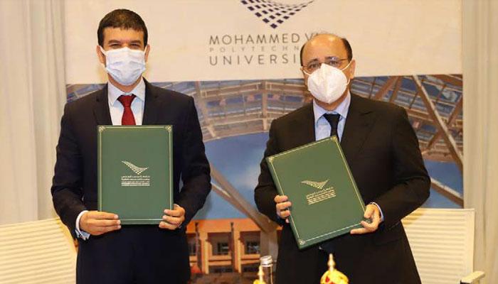 La CNSS et l UM6P scellent un partenariat