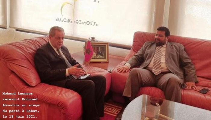 Mohamed Aboudrar quitte le PAM pour le MP