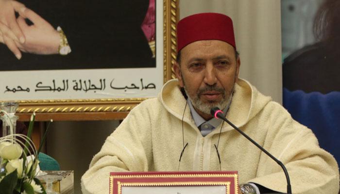 Rencontre du PJD    Marrakech   Le d  rapage du maire Belcaid