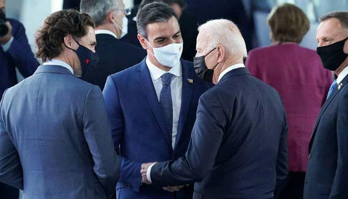 Sommet de l Otan  Quand Sanchez s humilie et humilie son pays