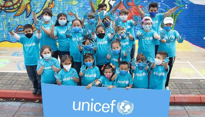 L UNICEF Maroc sensibilise sur l   impact du stress hydrique sur les enfants