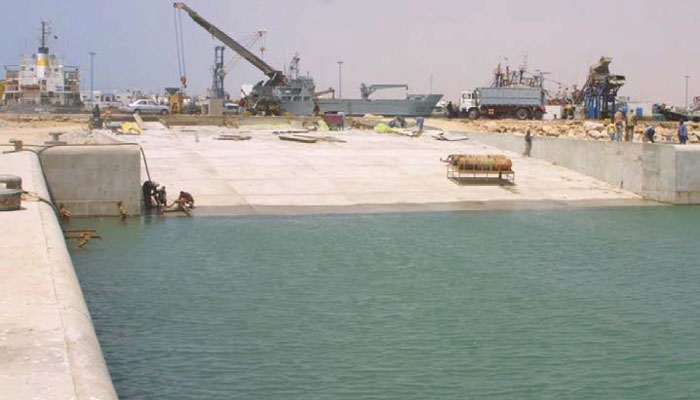 Le projet d extension du port de La  youne    l   tude  Du d  veloppement en perspective