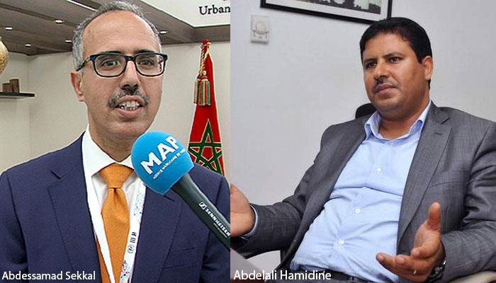 L  gislatives  Hamidine et Sekkal barr  s  le PJD s     l  ve