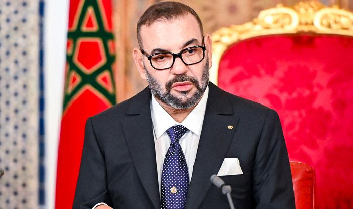 Le Roi Mohammed VI tend    nouveau la main    l Alg  rie
