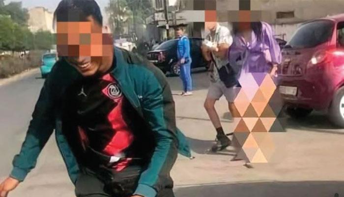 Agression sexuelle d une jeune femme    Tanger  Quatre suspects arr  t  s