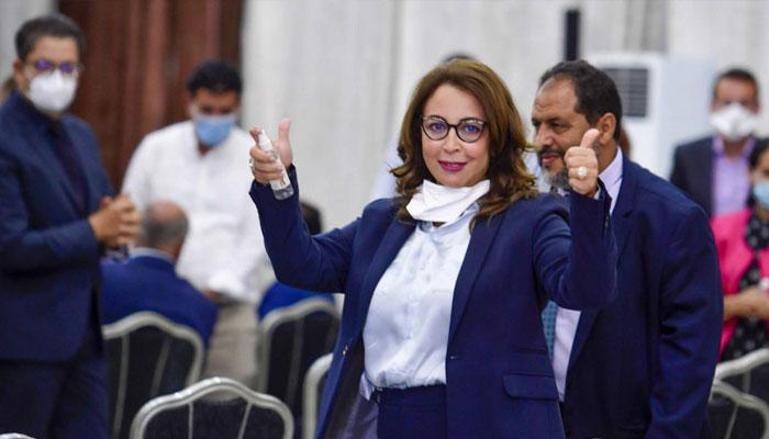 Biographie d Asmaa Rhlalou pr  sidente du conseil de la ville de Rabat