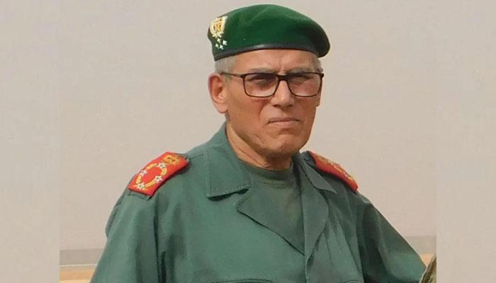 SM le Roi Mohammed VI nomme le g  n  ral de corps d arm  e  Belkhir El Farouk  inspecteur g  n  ral des FAR
