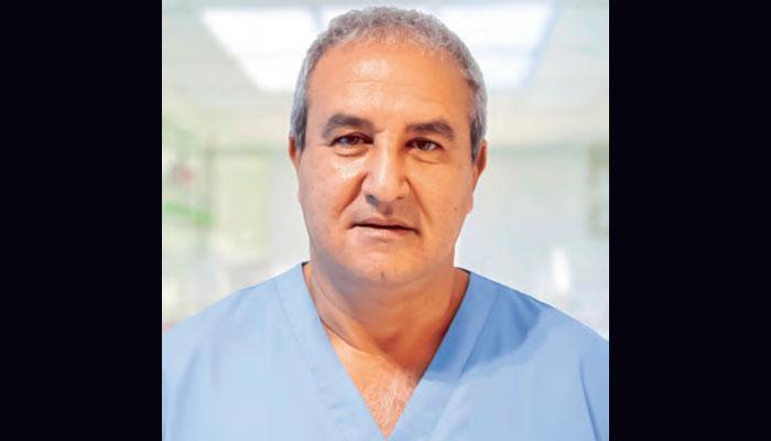 Dr  Hassan Afilal   Nous constatons que le variant Delta touche de nombreux enfants