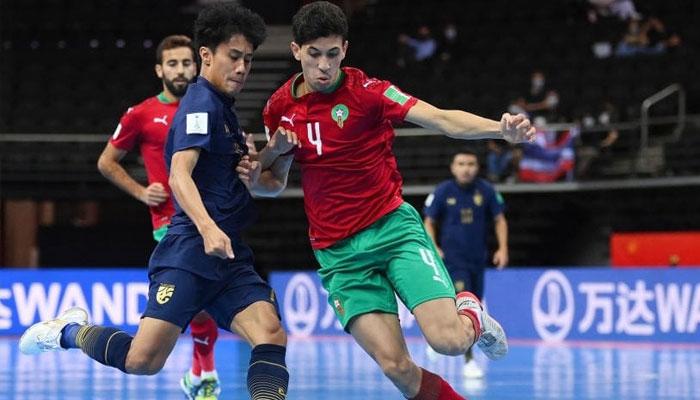 Futsal  Les lions de Dguig tombent sur le champ d honneur