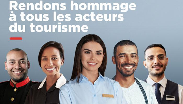 L ONMT lance une campagne qui rend hommage aux acteurs du tourisme