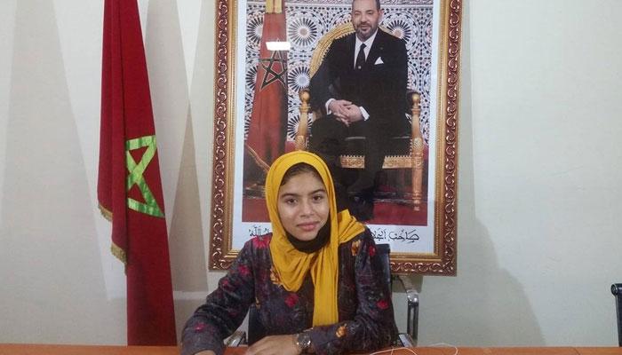 Sara Daif  vice-championne de l arab reading challenge 2020