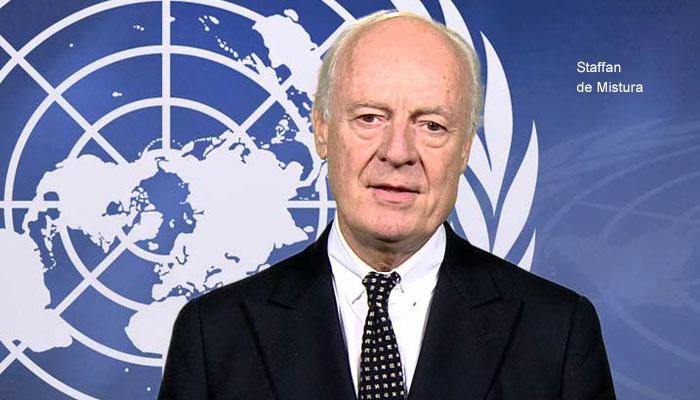 Staffan de Mistura  futur envoy   sp  cial de l ONU au sahara
