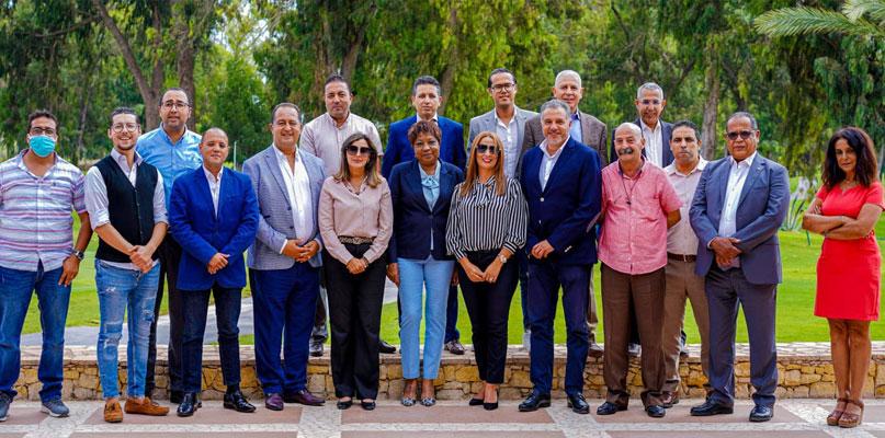 Tourisme  La CNT rencontre les professionnels de la r  gion Souss-Massa
