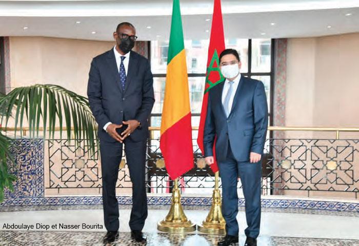 Bamako choisit de continuer son rapprochement avec Rabat