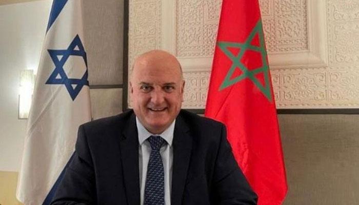 Crise Maroc-Alg  rie   le nouvel ambassadeur d Isra  l apporte son soutien    Rabat