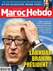 Lakhdar Brahimi Pr  sident
