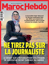 Ne tirez pas sur la journaliste
