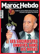 LES SOCIALISTES ENVOY  S DANS LES ROSES