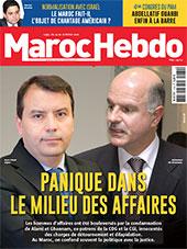 PANIQUE DANS LE MILIEU DES AFFAIRES