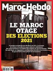 LE MAROC OTAGE DES ELECTIONS 2021