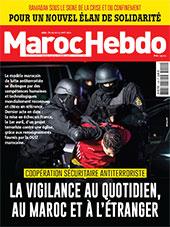 LA VIGILANCE AU QUOTIDIEN  AU MAROC ET    L     TRANGER
