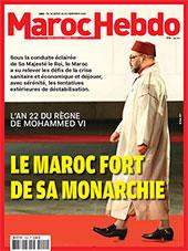 LE MAROC FORT DE SA MONARCHIE